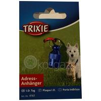 Trixie színes címtartó