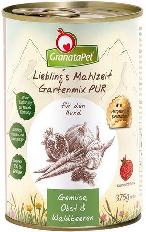 GranataPet Gartenmix PUR konzerv kutyáknak