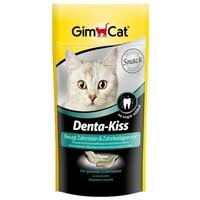 GimCat Denta-Kiss fogápoló jutifalatkák cicáknak