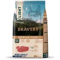 Bravery Dog Adult Mini Light Grain Free Iberian Pork | Kutyatáp Spanyolországból közepes és nagy termetű felnőtt kutyáknak | Gabonamentes