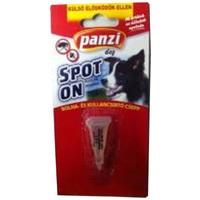 Panzi Spot On bolha- és kullancsirtó csepp kutyáknak