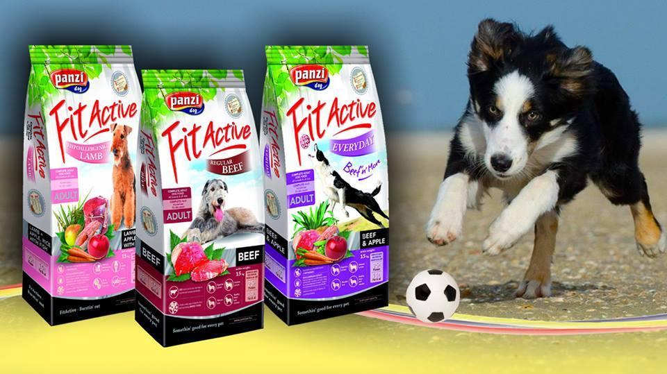 FitActive kutyatápok - Magyarországon gyártva
