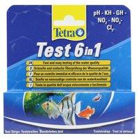 Tetra Test 6in1 – Akváriumi vízteszt