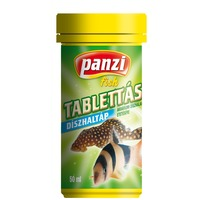 Panzi tablettás díszhaltáp