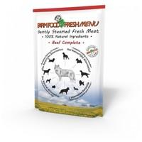 Farmfood Fresh Menu marhahússal (6 x 125 g) | Alutasakos eledel kutyáknak