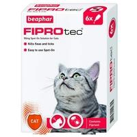 Beaphar FIPROtec spot-on macskáknak