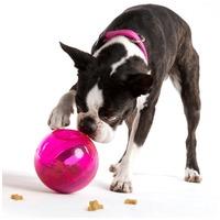 Rogz Tumbler jutifalattal tölthető labda kutyáknak