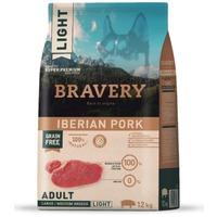 Bravery Dog Adult Medium/Large Light Grain Free Iberian Pork | Diétás kutyatáp Spanyolországból közepes és nagy termetű felnőtt kutyáknak | Gabonamentes