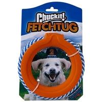 Chuckit! FetchTug karika és kötél játék kutyáknak