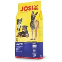 Josera JosiDog Active (25/17) táp nagy mozgásigényű kutyáknak hússal, rizzsel és kukoricával