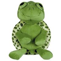 Trixie Giant Turtle - Óriás plüss teknős figura | Kutyajáték