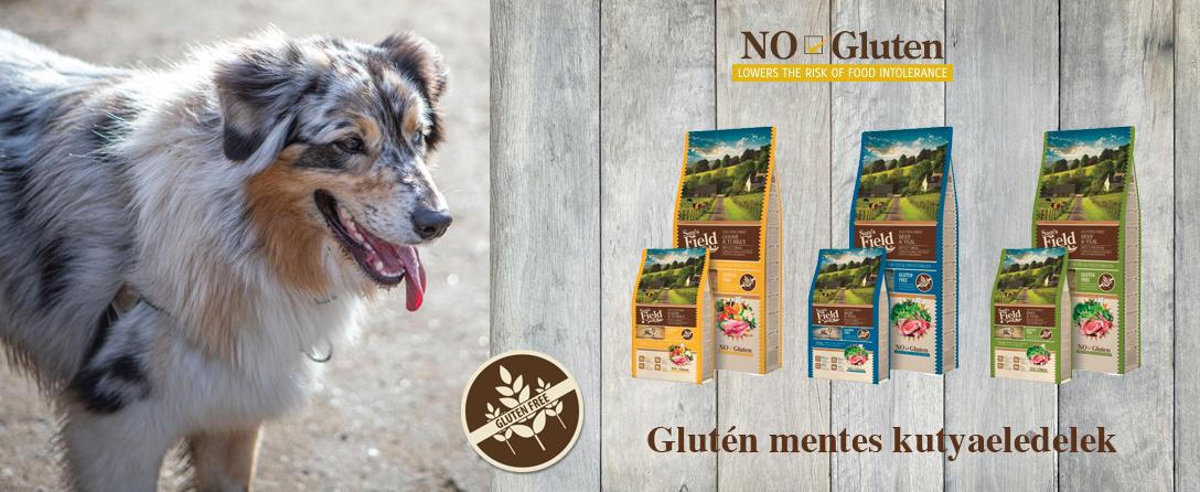 Sam's Field No Gluten kutyatápok