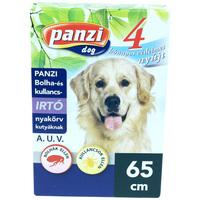 Panzi dobozos bolhairtó nyakörv kutyáknak