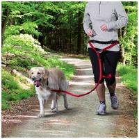 Trixie Dog Activity piros színű derékpóráz