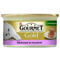 Gourmet Gold – Bárány- és kacsahús darabok pástétomban