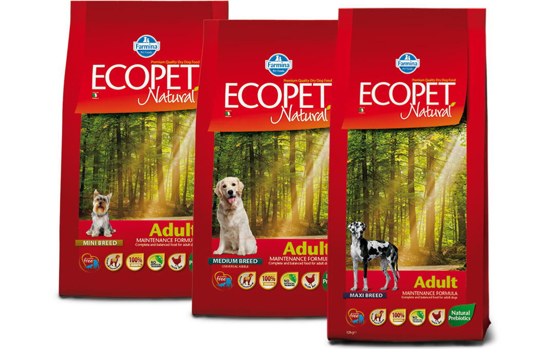 Ecopet Natural Adult