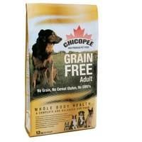 Chicopee Grain Free Adult - Gabonamentes kutyatáp