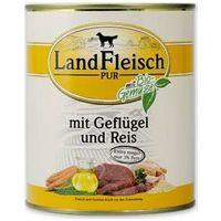 LandFleisch Dog csirkés és rizses konzerv