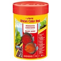 Sera Discus Color Red diszkosztáp