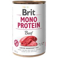 Brit Mono Protein Beef | Hipoallergén konzerves kutyatáp marhahússal