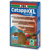 JBL Catappa XL tebanglevél – Természetes vízelőkészítő és dekoráció