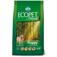 Ecopet Natural Puppy Medium | Közepes testű kölyökkutya táp