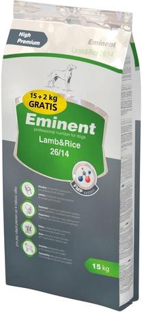 Eminent Lamb & Rice   Bárányhúsos és rizses kutyatáp