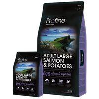Profine Adult Large Breed Salmon & Potatoes | Táp nagytestű kutyáknak lazaccal és burgonyával