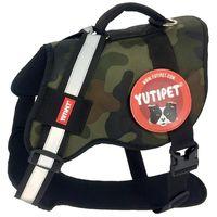 Yutipet RnD párnázott biztonsági kutyahám (Terepszínű)