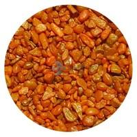 Narancssárga akvárium aljzatkavics