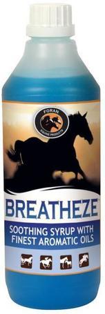 Foran Breatheze nyálkaoldó, légutakat tágító, köhögéscsillapító szirup lovaknak