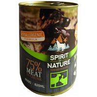 Spirit of Nature Dog bárány- és nyúlhúsos konzerv kutyáknak | Hipoallergén formula