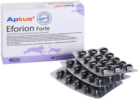 Aptus Eforion Forte kapszula kutyáknak és macskáknak