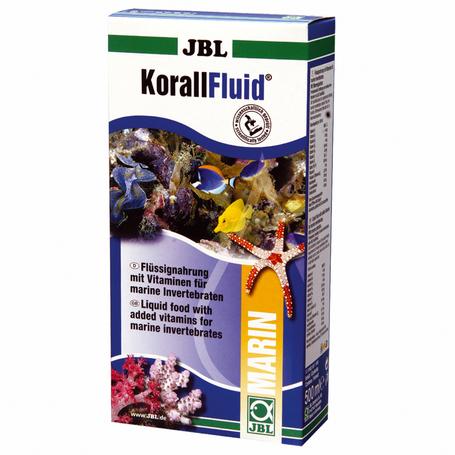 JBL KorallFluid folyékony eleség koralloknak
