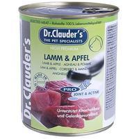 Dr.Clauder's Dog Selected Meat bárányhúsos és almás konzerv
