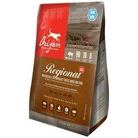 Orijen Freeze Dried Regional Red | Fagyasztva szárított eljárással készült szuperprémium kutyaeledel
