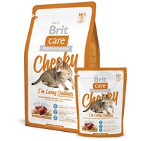 Brit Care Cat Cheeky I'm Living Outdoor – Venison & Rice