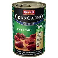 Animonda GranCarno Adult vadhúsos és marhahúsos konzerv
