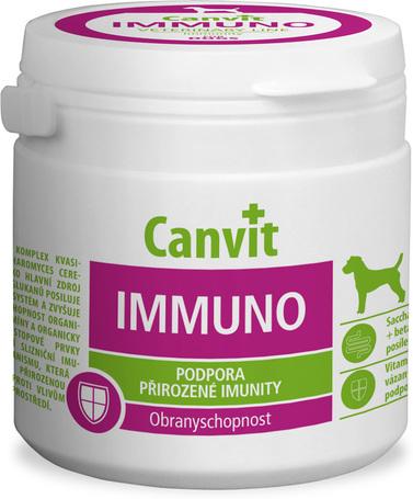 Canvit Immuno a védekezőképesség támogatására kutyáknak