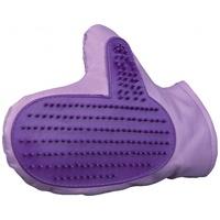 Trixie gumis simogató kesztyű kisállatokhoz