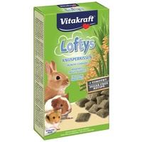 Vitakraft Lofty's rágcsáló jutalomfalat zabbal és komócsinnal