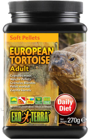 Exo Terra European Tortoise Adult 270g