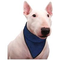 Aqua Coolkeeper hűtőkendő kutyáknak - Pacific Blue (Sötétkék)