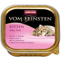 Animonda Vom Feinsten Kitten Baby Paté macskaeledel kölyök cicáknak