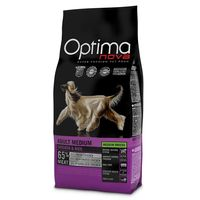 Visán Optimanova Dog Adult Medium Chicken & Rice
