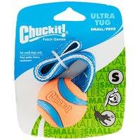 Chuckit! Ultra Tug strapabíro gumilabda hevederrel kutyáknak