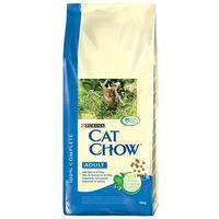 Cat Chow Adult tonhallal és lazaccal