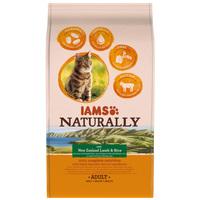 IAMS Naturally Cat – Bárányhúsos szárazeledel macskáknak