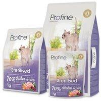 Profine Cat Sterlilised | Ivartalanított macskáknak csirkehússal