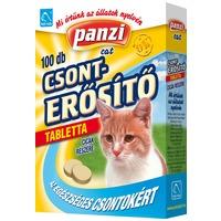 Panzi csonterősítő tabletta cicáknak az egészséges csontokért